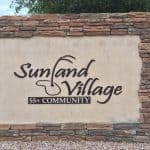 Sunland Village Community Map