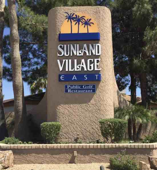 Welcome to Sunland Village East