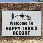 Welcome to Happy Trails Resort an Arizona 55 Plus Community