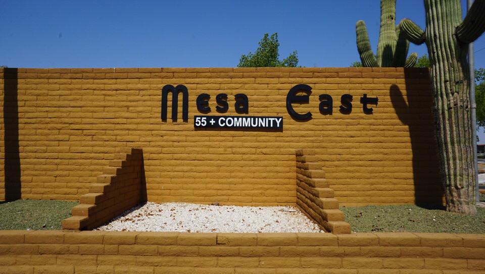 Mesa East Arizona 55 Plus Communities
