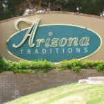 Arizona Tradition Surprise 55 Plus Communities