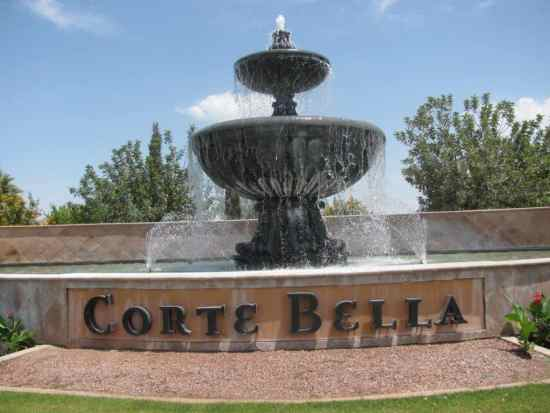 Welcome to Corte Bella Arizona Retirement Community