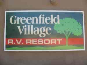 GreenField Village RV Resort