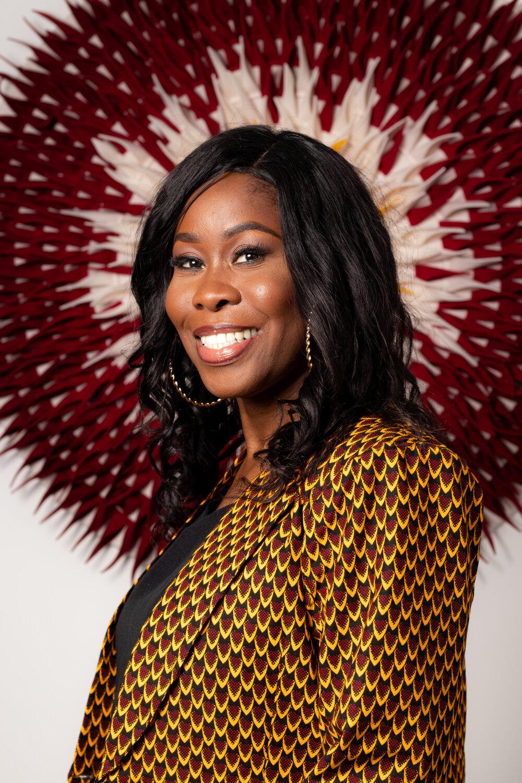 Mavis Amanka, Public Speaker