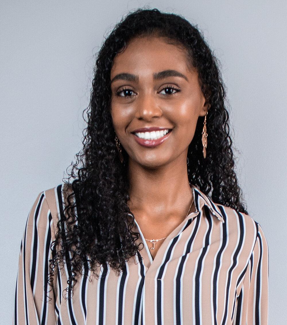 Jasmin John, Founder of Black Women in Post Production Ltd