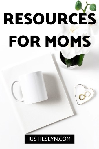 resources for moms