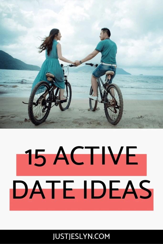 15 Active Date Ideas | jusjeslyn.com