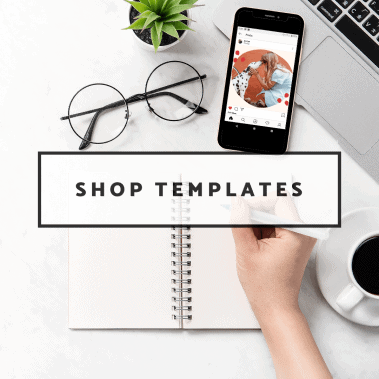 Shop Templates | justjeslyn.com