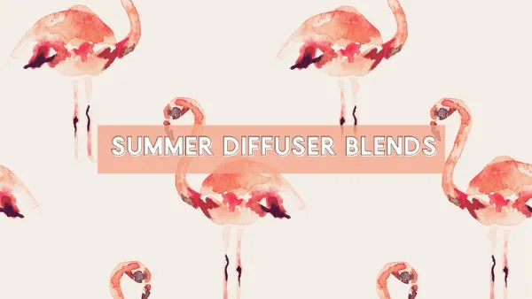 Summer Diffuser Blends You Should Definitely Try   Just Jes Lyn