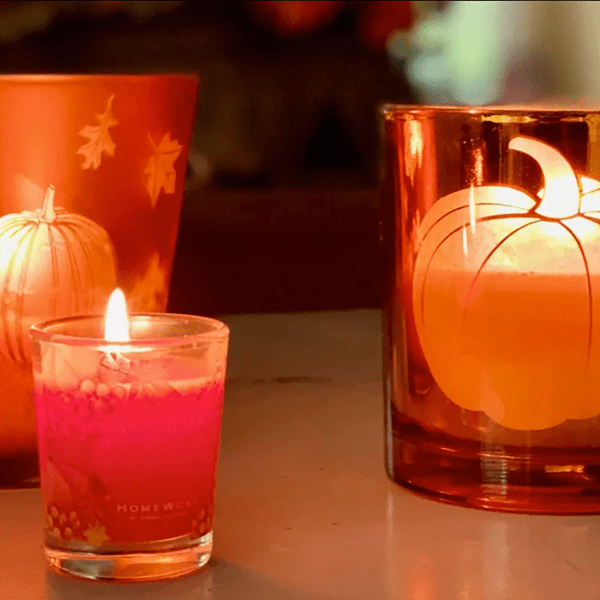 My Favorite Candles for Fall