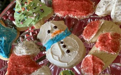 My Best Holiday Cookie Recipes