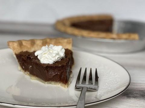 Chocolate Lovers Pie