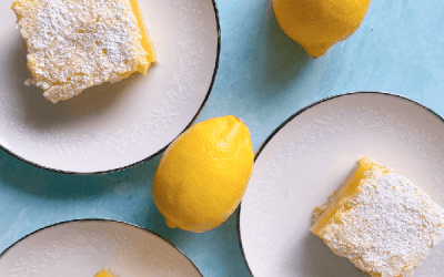 4 Just Jill Lemon Recipes For Spring