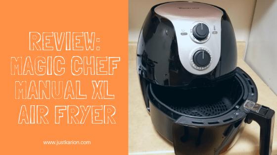 blog cover Magic Chef
