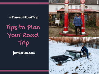 Tips to Plan Your Road Trip