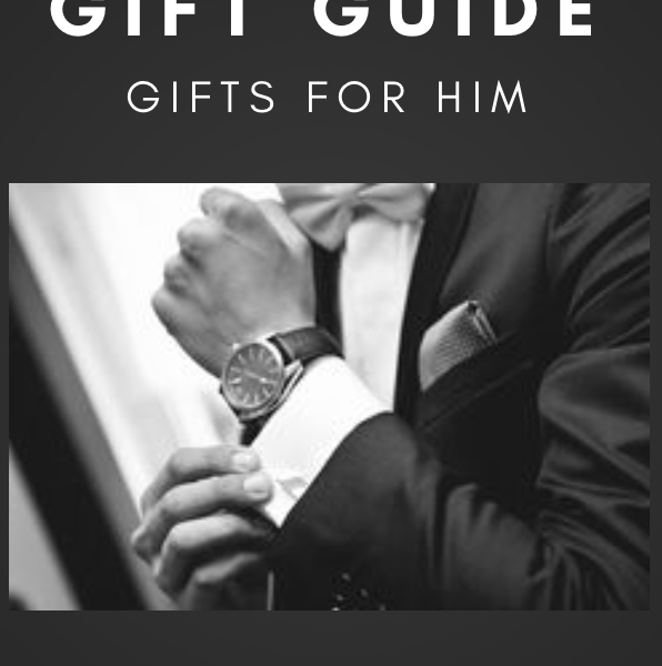 Holiday Gift Guide: Gifts for Him