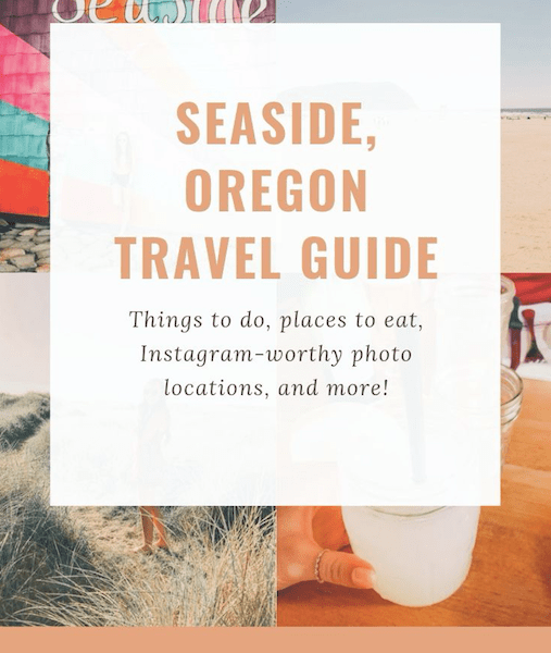Seaside, Oregon Travel Guide