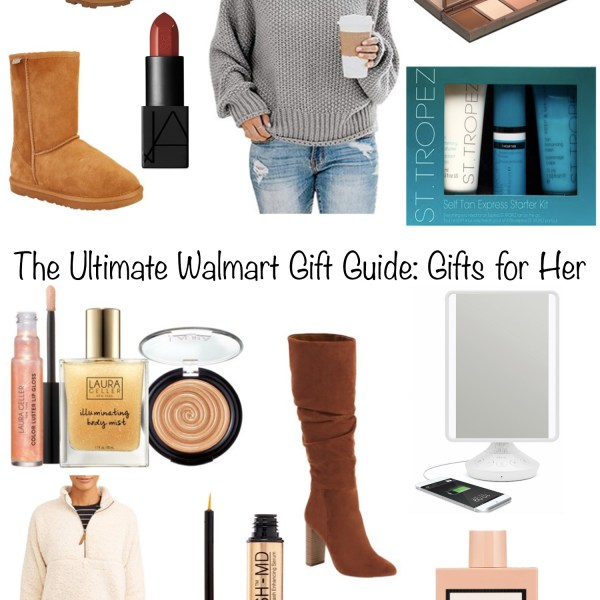 The Ultimate Walmart Gift Guide: Gifts for Her