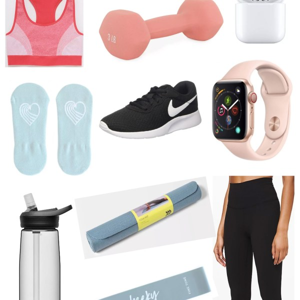 My Fitness Must-Haves