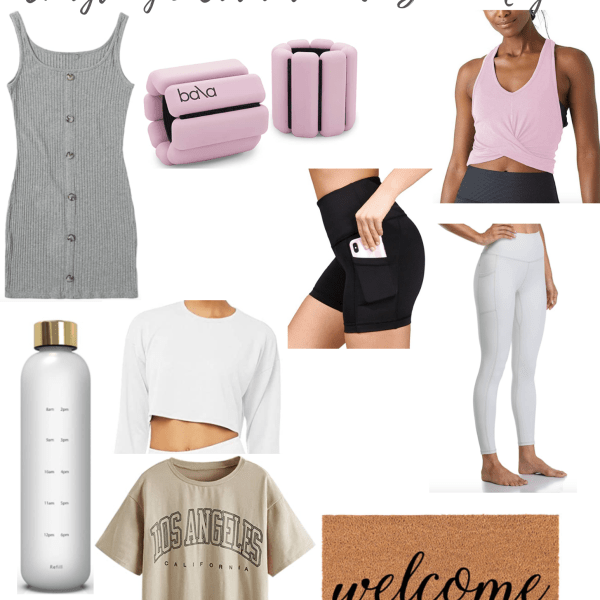 Everything I Ordered on Amazon in May