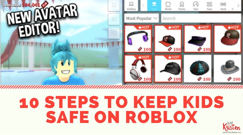How to keep your kids safe on multiplayer games like Roblox