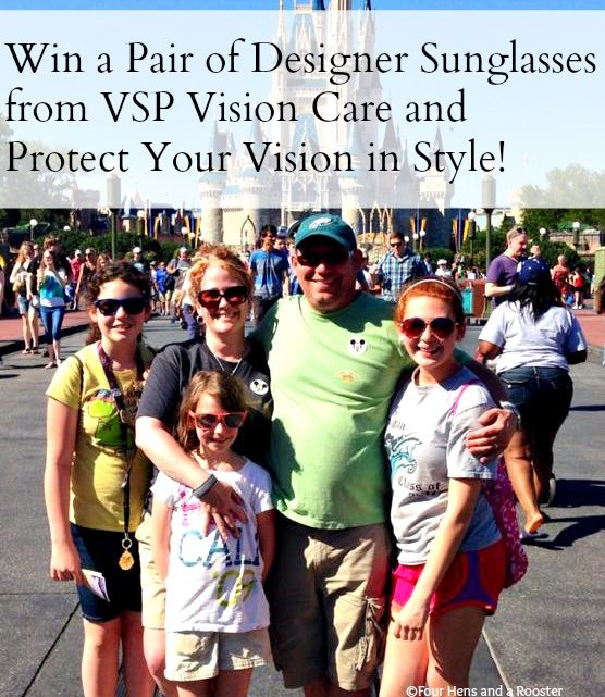win a pair of sunglasses from VSP