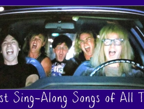 the best sing-along songs
