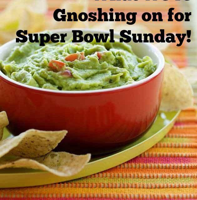 super bowl sunday food