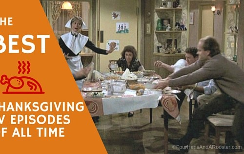 The best Thanksgiving TV episodes of all time.