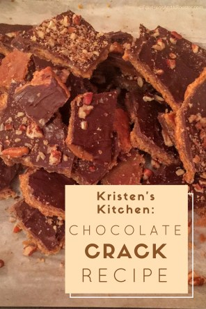 Chocolate Crack recipe that you will hide from your kids.