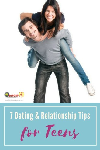 Dating tips for teens