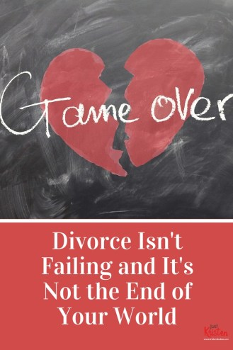 Divorce Isn't Failing and It's Not the End of the World