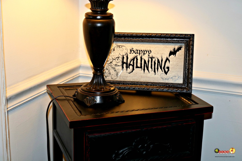 Halloween decorations and costumes from Oriental Trading