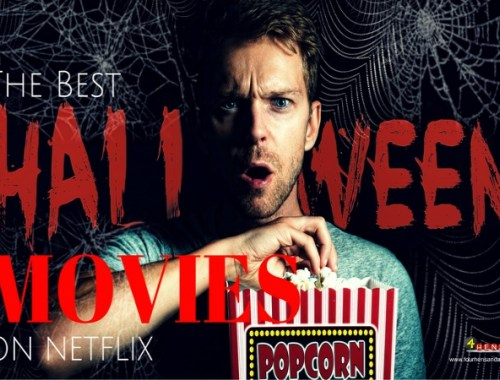 Best Halloween Movies You Can Watch on Netflix