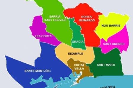 map of madrid spain neighborhoods » ..:: Edi Maps ::.. | Full HD Maps