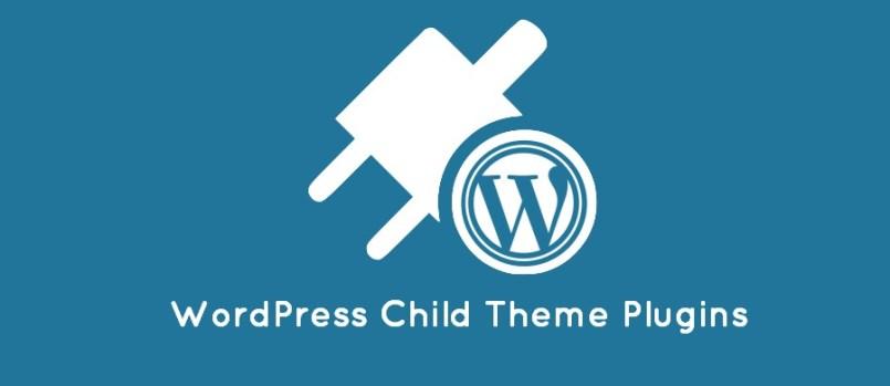 WordPress child theme plugins