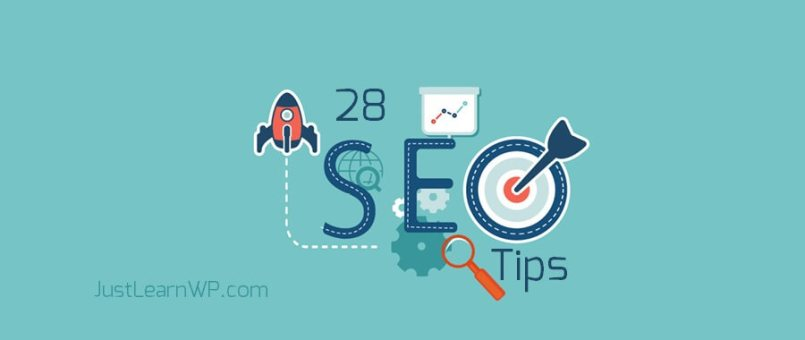 28 Search Engine Optimization Tips