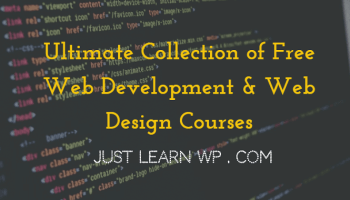 50 free web design books pdf download learn html css javascript 38 free video courses to learn html css php jquery javascript fandeluxe Images