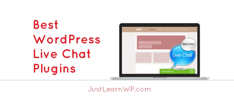 Best live chat wordpress plugins