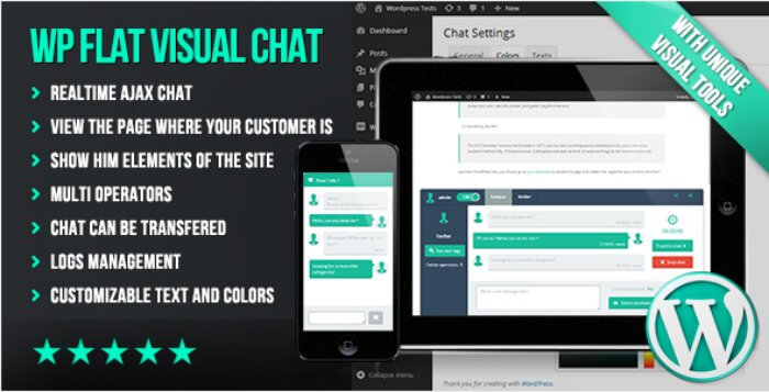 wp-flat-visual-chat-live-chat-remote-view-for-wordpress