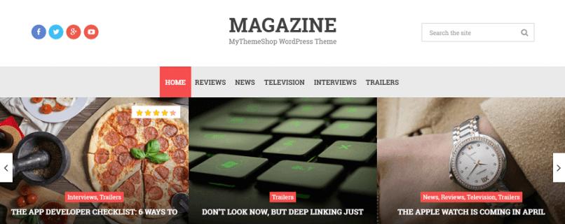 Magazine Theme MyThemeShop