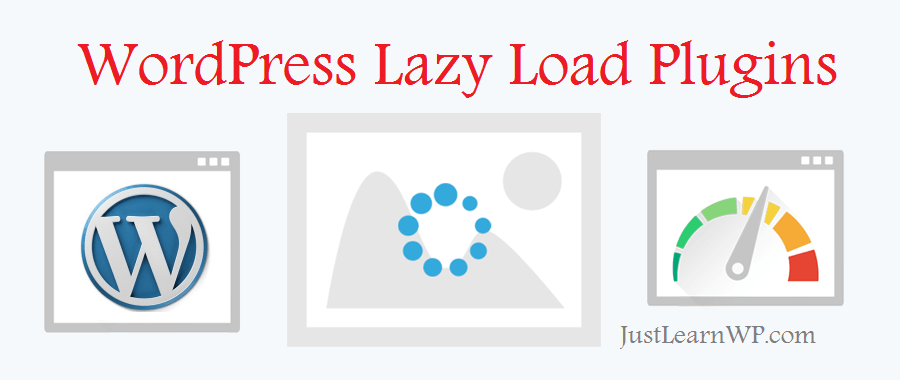 Lazy Load WordPress plugins