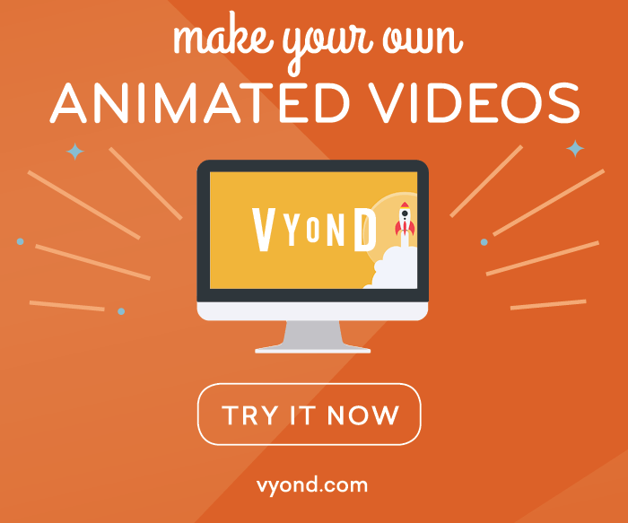 GoAnimate Vyond Animated Video Maker