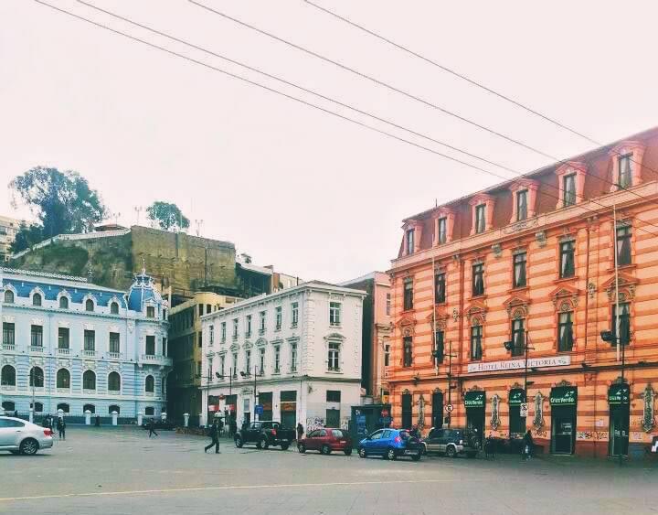 City Centre of Valparaiso, Chile