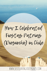 How I Celebrated Fiestas Patrias in Chile