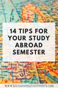 14 Study Abroad Tips for the Best Semester Ever