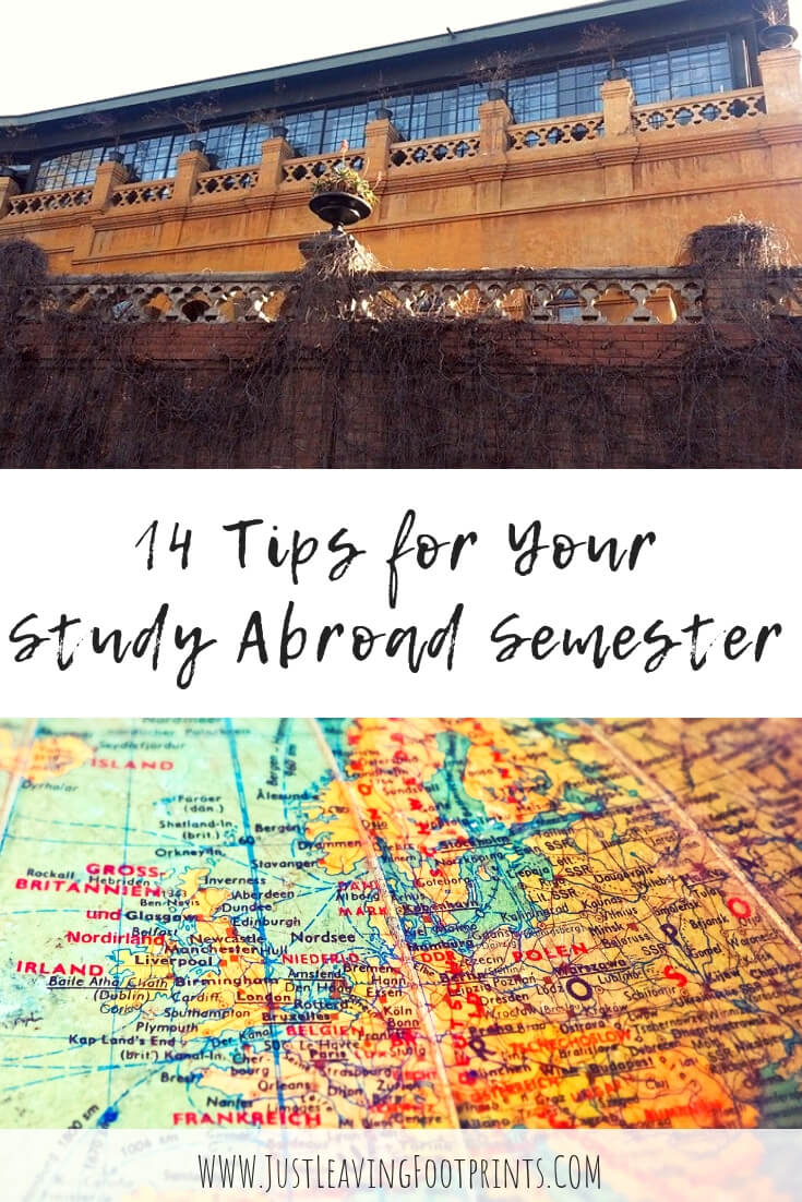14 Tips for Your Study Abroad Semester