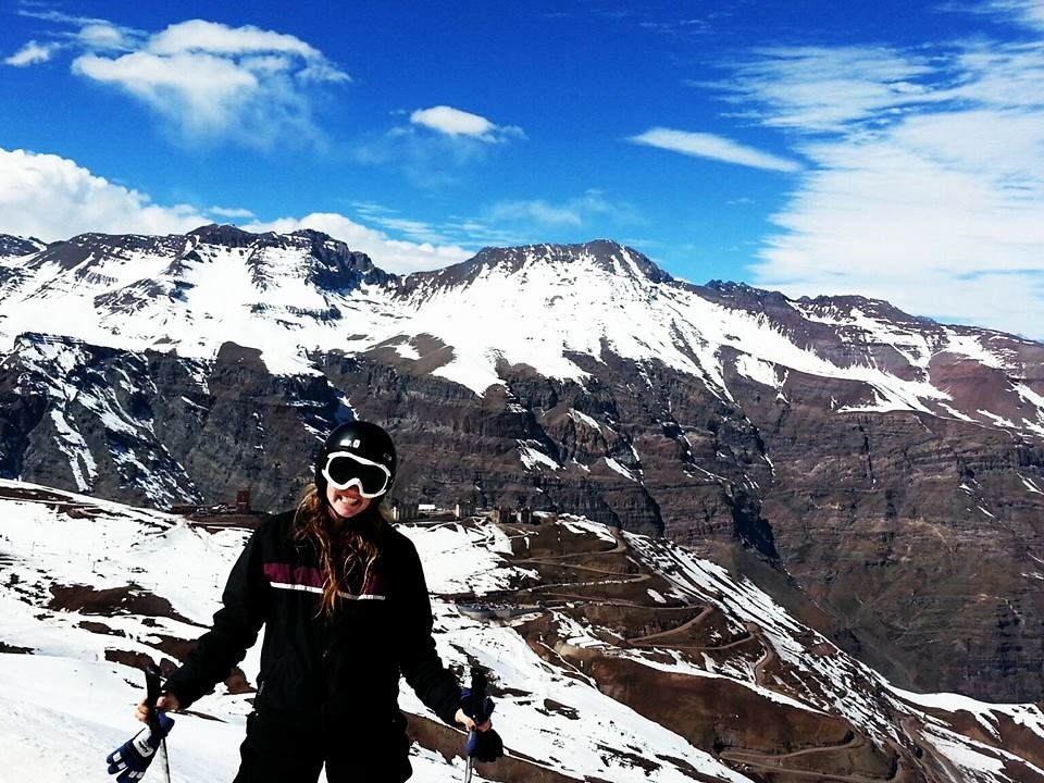 Skiing in the Andes |14 Study Abroad Tips for the Best Semester Ever