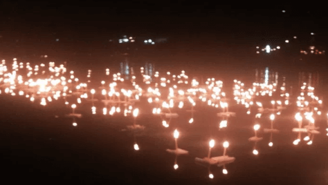 Loy Krathong Chiang Mai Lantern Festival