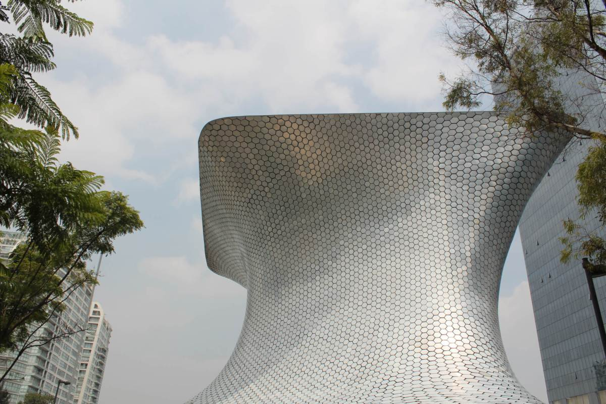 Museo Soumaya | Mexico City